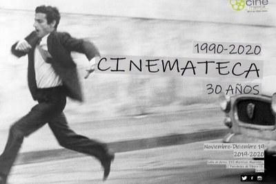Conferencia: '30 años de la Cinemateca de Sevilla'