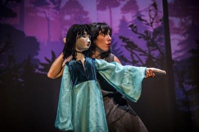 'Blancanieves', de la Cía. Luna Teatro Danza