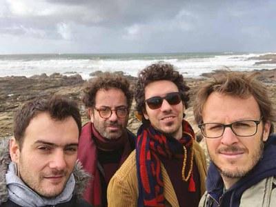 'Canto de montañas'. Luis Nacht Quartet