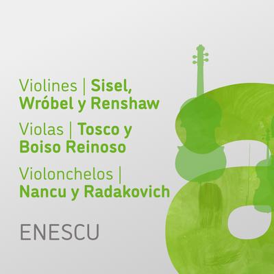 Ciclo La ROSS in Camera. George Enescu: Octeto para cuerdas, en Do mayor, Op.7(40')