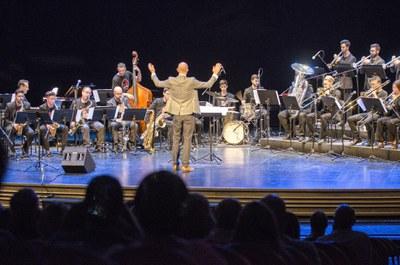 Clasijazz Big Band Profesional: la Música de Toni Vaquer