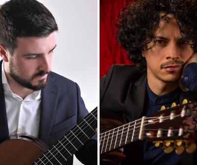 Domenico Motola: 'Sueño' y Alí Arango: 'Tarrega and Mangoré meet Chopin in Havana '