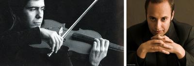 Alejandro Garrido y Óscar Martín: 'Música Líquida' (Bach / Schubert / Vivaldi / Rachmaninof / Cano)