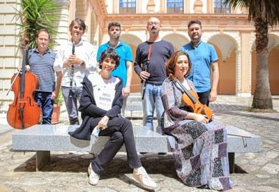 Gohai Ensemble Project - Marta Knörr. 'Ivresse de Lune'