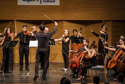 Joven Orquesta Barroca de Sevilla. Concierto en familia