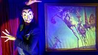 'Museum' - La historia del arte para niños y niñas, de la Cía. La Líquida Teatro
