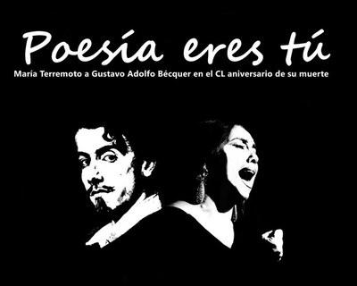 María Terremoto - Poesía Eres Tú