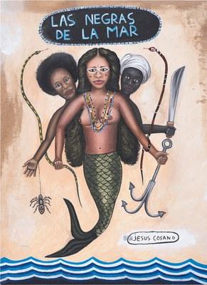 Conferencia 'Las negras de la mar'