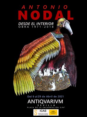 Antonio Nodal: Desde el interior - Obra 1971-2018