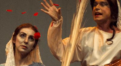 La Pava Teatro: 'En Sevilla Hay que Morí'