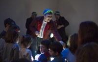 Mopa: 'Mopa Cola' + Clowning Calaveras: 'Concierto para serrucho y música subacuática'