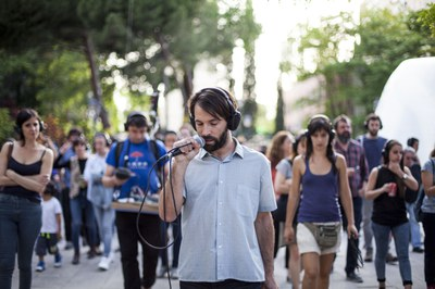 'Take a walk on the wild side', Emilio Rivas