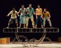 'Esencial', de Cía Vaivén Circo
