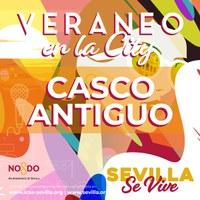 Veraneo en la City - Distrito Casco Antiguo