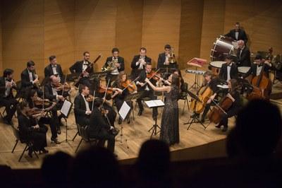 VII Concierto Sinfónico de Navidad. Compañía Sevillana de Zarzuela