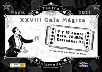 XXVIII Gala Mágica