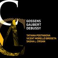 XXXII Ciclo de Música de Cámara de la ROSS.Piano: Tatiana Postnikova / Cello: Sasha L. Crisan / Flauta: Vicent Morelló i Broseta