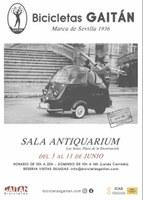 Exposición de fotografías: Bicicletas Gaitán, marca de Sevilla