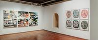 Exposición '…carmenmásetcéteras…' de Luis Gordillo