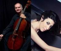 Aldo Mata, cello & Patricia Arauzo, piano