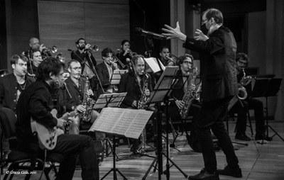 Andalucía Big Band & Sergi Vergés
