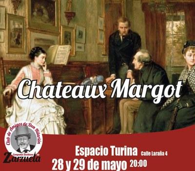 Chateau Margot. Compañía Sevillana de Zarzuela