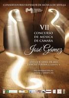VII Certamen de Música de Cámara 'José Gámez'