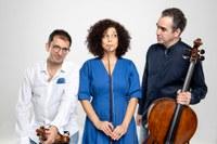 David Haroutunian, violin / Mikayel Hakhbazaryan, violoncello / Sofya Melikyan, piano