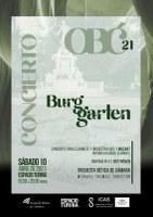 Orquesta Bética de Cámara. Burggarten