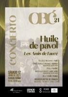 Orquesta Bética de Cámara.  Huile de pavot – Les Amis de Fauré