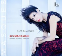 Patricia Arauzo, piano. 'Masques'
