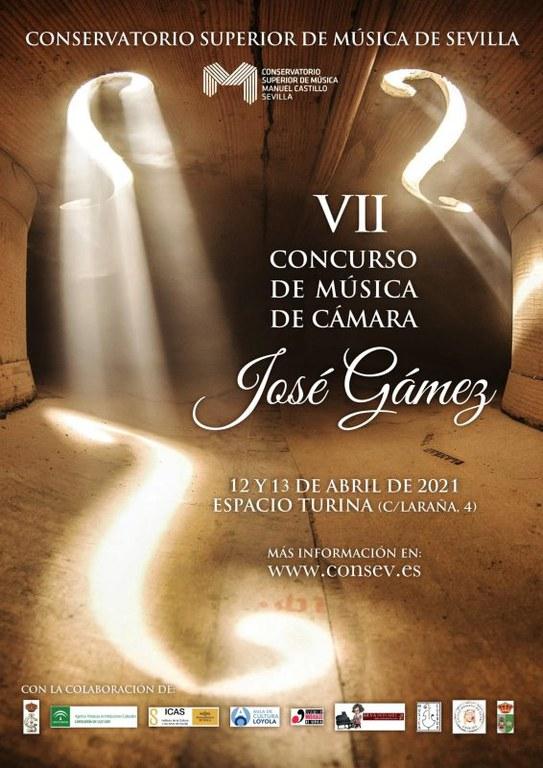 VII Concurso de Música de Cámara José Gámez