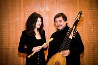 XXXVIII FeMÀS. Dorothee Oberlinger & Edin Karamazov: 'Bach a Dúo'