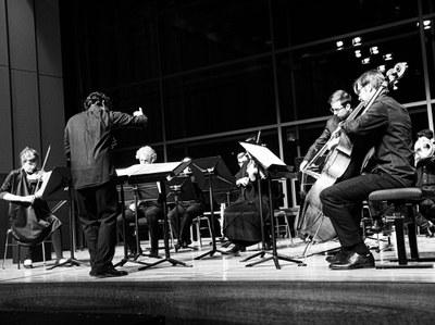 Zahir Ensemble. Juan Rodríguez, dirección musical