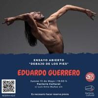 Ensayo abierto 'Debajo de los pies' de Eduardo Guerrero