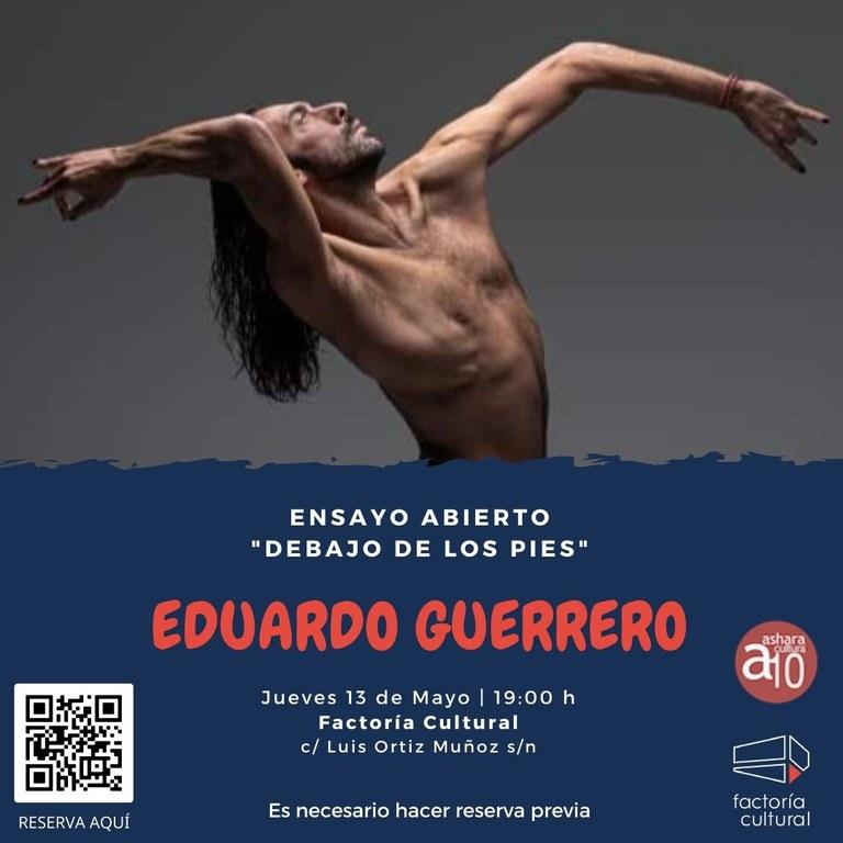 Ensayo abierto Eduardo Guerrero