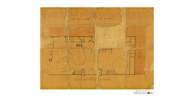 La recuperación de la memoria gráfica de la industria en Sevilla: la restauración del plano de la fábrica de gas