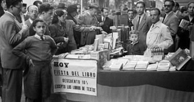 La Fiesta del Libro en los años 50