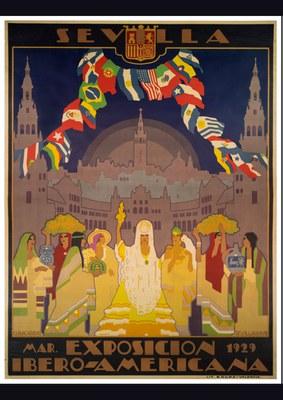 La luz de la Exposición Iberoamericana de Sevilla de 1929