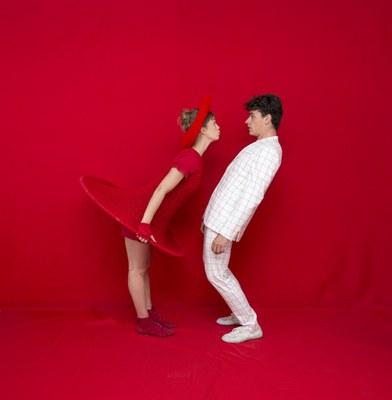 'Rojo estándar'. Cía. Lanördika. Sevilla