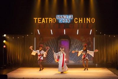 'Manolita Chen, un cuento chino', José Troncoso