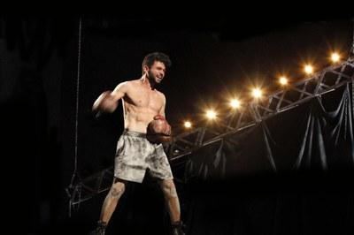 'Puños de harina', de Jesús Torres, se hace con el Premio Nazario al mejor Espectáculo del IV FOC Cultura con Orgullo