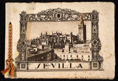 El Servicio de Archivo, Hemeroteca y Publicaciones adquiere un álbum de 56 imágenes de Sevilla fotografiada por Enrique Dücker (1884-1957)