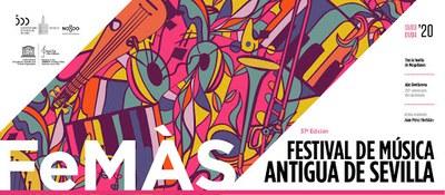 Aplazamiento del Festival de Música Antigua de Sevilla (FeMÀS)