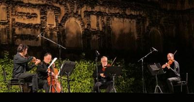 Más de 9.500 personas han asistido a Noches en los Jardines del Real Alcázar tras la sexta semana de conciertos
