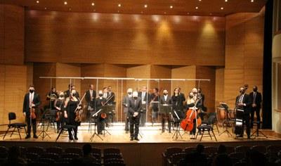 El Ayuntamiento reafirma su compromiso con la Orquesta Bética de Cámara, que inaugura este sábado nueva temporada en el Espacio Turina