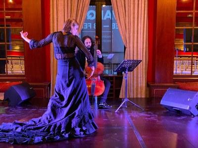 La historia, la herencia y la conciencia se trasladan a la Bienal con Berk Gürman, María del Mar Moreno, el pele, Fahmi Alqhai, Patricia Guerrero y Choni Cía Flamenca