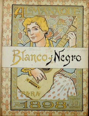 Blanco y Negro cumple 125 años (1891-2016)