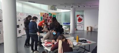 Miguel Brieva y Guille Mongan toman las riendas de los talleres prácticos del Campus Polígono Sur