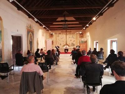 La Casa de los Poetas y las Letras abre su programación de primavera con una mirada al arabista y profesor Rafael Valencia